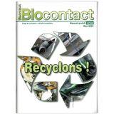 "Biocontact 189 ""Recyclons !"""