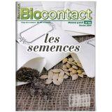 """Biocontact 188 """"Les semences"""""""