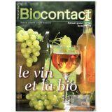 """Biocontact 184 """"Le vin et la bio"""""""
