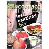 """Biocontact 183 """"Les cantines bio"""""""