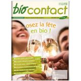 """Biocontact 219 """"Osez la fête en bio !"""""""