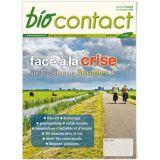 """Biocontact 223 """"Face à la crise"""""""