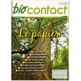 """Biocontact 224 """"Le papier"""""""