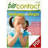 """n°235 - """"Intolérances et allergies"""""""