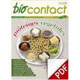 n°258 - Protéines végétales