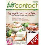 n°317 - Les protéines végétales