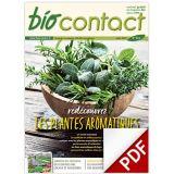 n°324 - Les plantes aromatiques