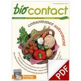 """Biocontact 211 """"Consommer autrement"""""""