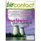 """Biocontact 213 """"Nucléaire : quel avenir ?"""""""