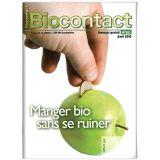 "Biocontact 201 ""Manger bio sans se ruiner"""