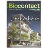 """Biocontact 199 """"L'écohabitat"""""""