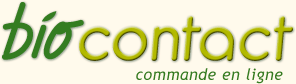 Biocontact - Commande en ligne