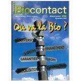 """Biocontact 174 """"Où va la Bio ?"""""""