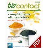 n°274 - Compléments alimentaires