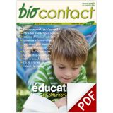 "Biocontact 216 ""Education"""